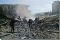 В МИД рассказали о постановочном характере химической атаки в Сирии