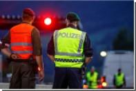 Австриец расстрелял соседей и уехал на фургоне с надписью «ХайльГитлер»
