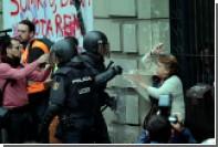Власти Каталонии пообещали расследовать действия испанских силовиков