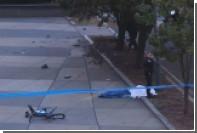 В Нью-Йорке водитель автомобиля расстрелял прохожих