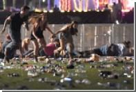 В сети опубликовано видео начала стрельбы в Лас-Вегасе