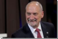 Министр обороны Польши помечтал о двух американских дивизиях