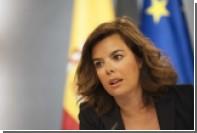 Мадрид прокомментировал заявление каталонского лидера