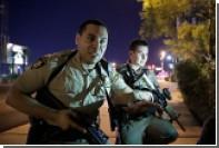 В Лас-Вегасе произошла стрельба