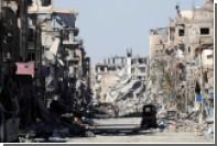 Коалиция США ответила на обвинения в превращении Ракки в Дрезден 1945 года