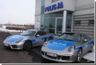 Польские полицейские сутки издевались над украинкой