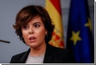 Мадрид нашел замену отстраненному от управления Каталонией Пучдемону
