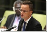 Венгрия заблокировала проведение заседания комиссии НАТО — Украина