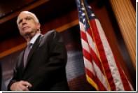Маккейн обеспокоился задержкой в реализации новых антироссийских санкций