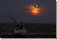 Сирийская армия окружила боевиков ИГ в районе Меядина