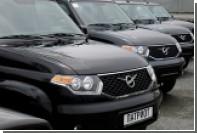 УАЗы отправятся покорять мексиканские дороги