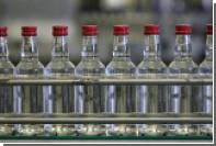 В России нарастили производство водки и коньяка