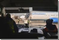 Для спасения пассажира самолет «Победы» совершил вынужденную посадку