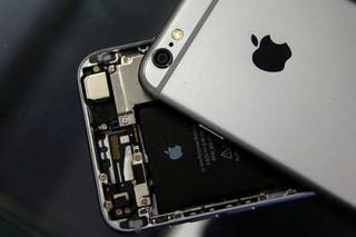 Apple выпустит гнущийсяiPhone