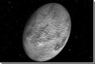У космического «яйца» нашли кольцо