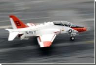 В США разбился военный самолет Boeing T-45 Goshawk