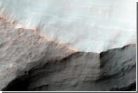 Объяснено наличие жидкой воды на Марсе