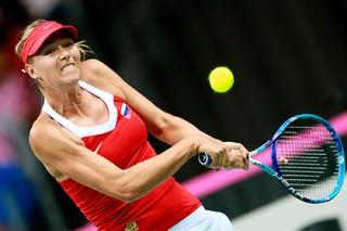 Шарапова пробилась в полуфинал теннисного турнира в Китае