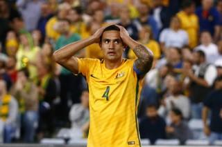 Продавший празднование победного гола австралиец заинтересовал ФИФА
