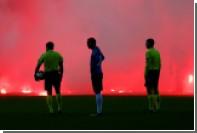 Игроки боснийского клуба устроили сидячий протест и пропустили два гола