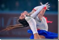 Медведева победила на Гран-при по фигурному катанию в Москве