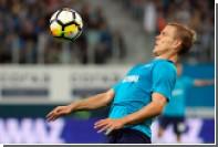 Кокорин стал лучшим игроком недели в Лиге Европы