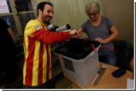Матч «Барселоны» в чемпионате Испании отменен из-за референдума в Каталонии