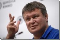 Тактаров обвинил «людишек без штанов» в конфликте с Емельяненко