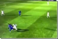 Полузащитник «Реала» выполнил финт Зидана на глазах у Зидана