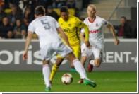 «Локомотив» сыграл вничью в Лиге Европы