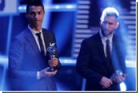 Месси и Роналду проголосовали друг против друга в опросе ФИФА