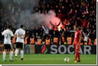 Немецкий футбольный союз поплатился за фанатов-нацистов