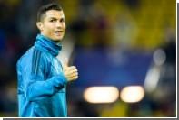 СМИ узнали о возросших финансовых аппетитах Роналду