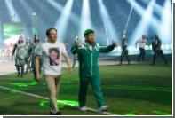 Кадыров забил мяч в ворота звезд сборной Италии