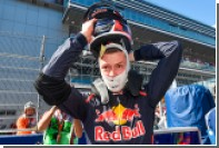 Квята выгнали с автодрома после Гран-при США