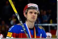 Изгнанный командой НХЛ российский хоккеист вернется на родину