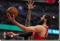 Игрок НБА сломал челюсть одноклубнику