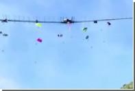 Парашютисты установили мировой рекорд по массовости прыжка