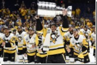 Хоккеист НХЛ показал зубы после удара шайбой