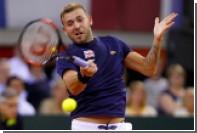 Британского теннисиста дисквалифицировали за кокаин
