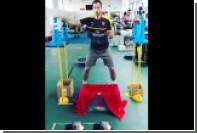 Чех отточил вратарские навыки с помощью мячиков для пинг-понга