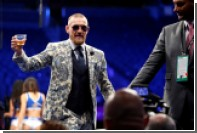 Макгрегор на турнире UFC поболел за россиянина и обматерил его соперника