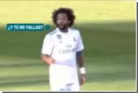 Два футболиста «Реала» устроили конфликт во время матча