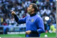 Шевченко объяснил провал Украины в отборе на ЧМ-2018