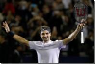Федерер обыграл Надаля в финале «Мастерса» в Шанхае