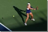 Теннисистка Павлюченкова завоевала третий титул в сезоне