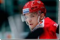 Российский хоккеист отправил канадца в больницу