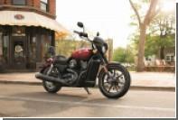 � ������ ������ �������� Harley-Davidson Street 750