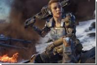 Шутер Call of Duty: Black Ops 3 поступил в продажу