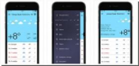 Новое приложение «Яндекса» показывает погоду по районам